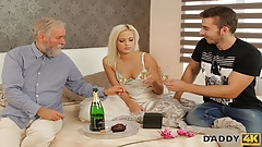 DADDY4K. Remarkable Ria Sun is happy to copulate with gentle