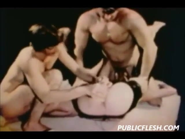 Classic Underfround Homosexual BDSM And Fisting
