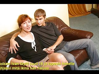 Slideshow Mom Alla With Finnish Captions