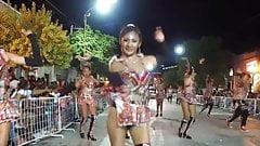 public dancing upskirt