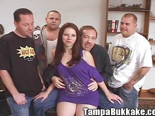 Bbw parties tampa fl - Teen slut tampa bukkake gang bang