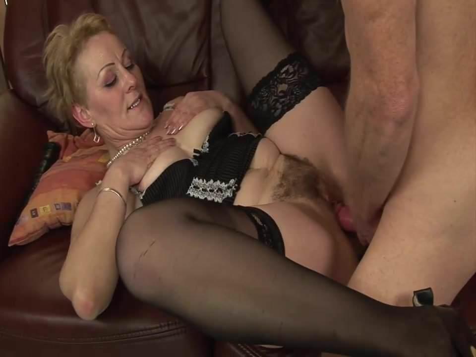 Alte Dame Sex