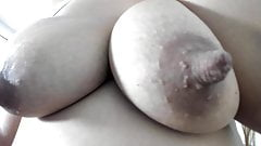 Thick fat big nipples on big n