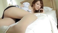 Japanise pantyhose girls