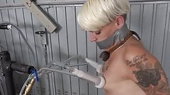Stripping, milking, jerk off's Thumb