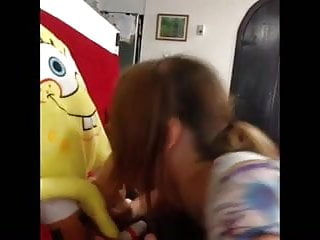 She Loves Spongebob