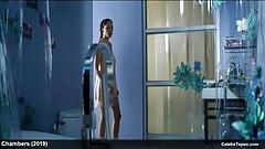Lilliya Scarlett Reid & Sivan Alyra Rose naked & erotic clip