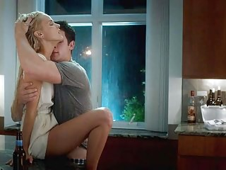 Isabel Lucas Wet Nipples In Sex Scene On ScandalPlanetCom