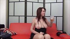 Nerdy Guy Lick Bella Star Wet Juicy Pussy