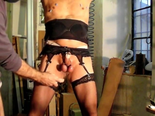 feminization domination Forced stories