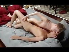 Wake my Friend up with a Blowjob