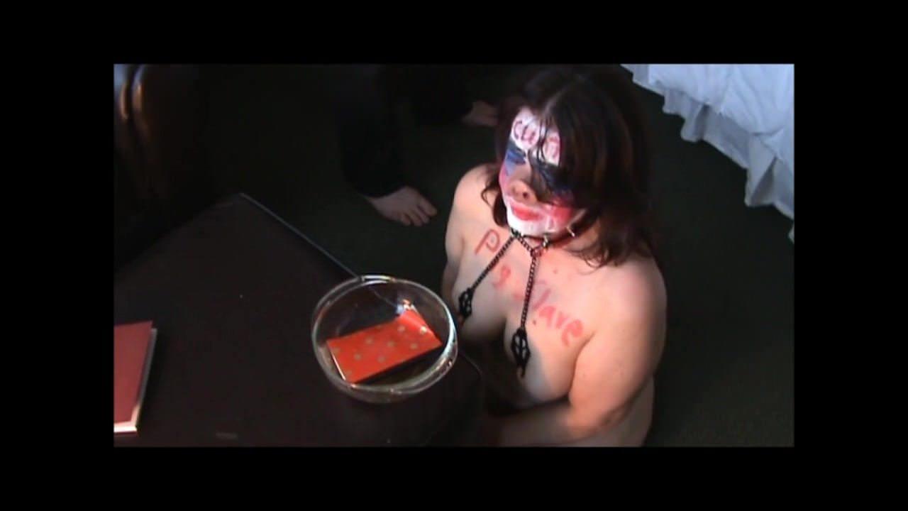 Cuckold gangbang clean up