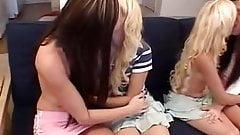 las gemelas lesbianas