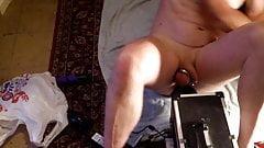 machine fucked ass