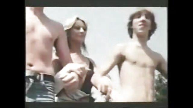 Pornmoza classic vintage milf seduces not her son
