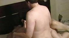 SSBBW Huge Fat Belly Threesome