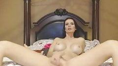 Austin Morgan Fingering Her Pussy