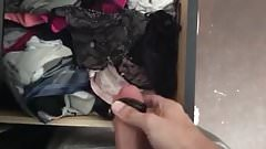 Vibe cum all over gfs roommate panties