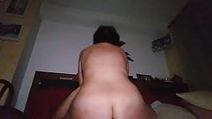 fucking in the living room