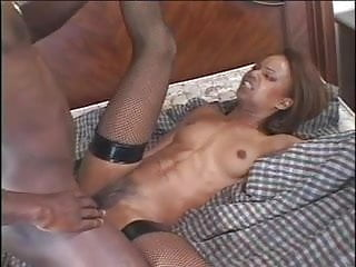 Black stud screws ebony chick in all holes