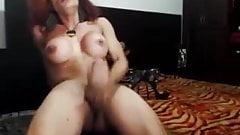 big tits big cum