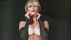PURDEY STRIP - slim fit blonde strip dance tease