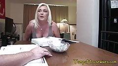Slutty Cougar Fucks Her Student