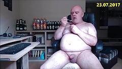 eat own cum