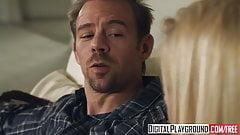 Riley Steele Erik Everhard - The Con Job Scene 5 - Digital P