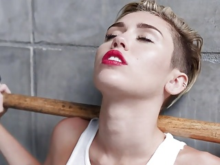 Miley Cyrus XXX Music Video