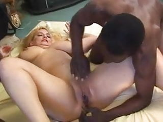 Busty mature Slut Shelby first DP