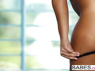Preview 3 of Babes - Caramel Candy starring Keisha Grey clip