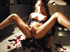 Angelica Marie Rios Rides Dick II