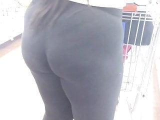 VPL Black Phatty in see-thru tights busted me again (4)