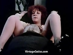 Masturbation by Muse of Sexuality (1970s Vintage)