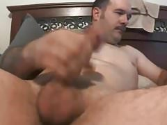 Daddy wanking and cumming 31817