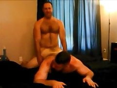 hairy daddy fuck young bear