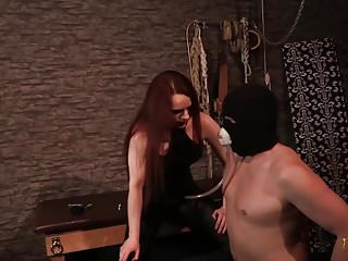 Preview 2 of Smoking Hot Ballbusting 3 - Balls Busted by Rebekka Raynor