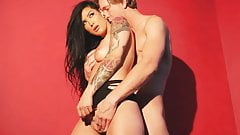 Katrina Jade screams while getting fucked porn image