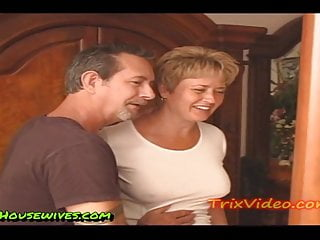 Mom and Dad Fuck the Babysitter Together