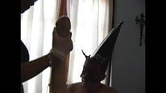 Devils Dildo,  A Lisa Berlin Bizarre Strap on Tale