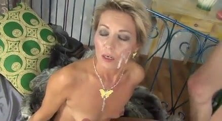 Mom and boys fuck