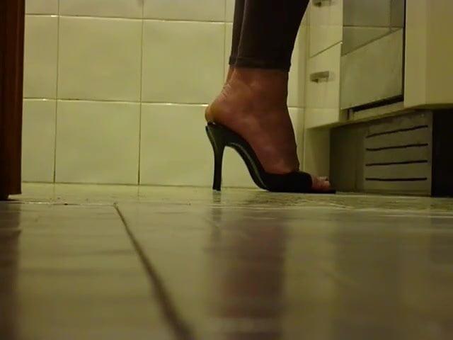 Cock butt sexy feet hidden cam