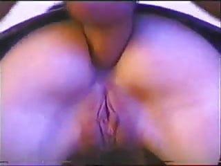 Latex lady fucks in hotel room