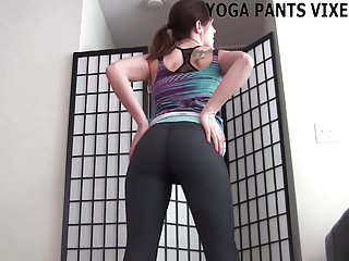 These new yoga pants are some real pussy huggers