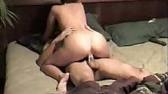 Mature Lady Rides Dick Like a Teen and Gets Creamy