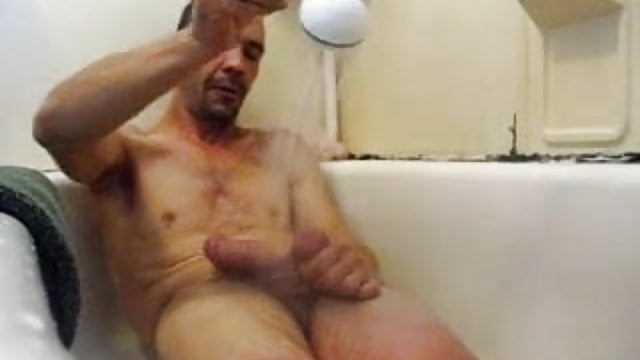 Male Teen Shower Masturbation