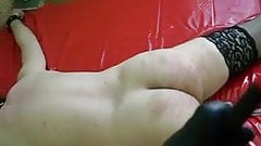 Small caning by PVC cane