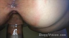 BBW con Increible Culo Bareback Home Video