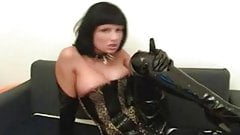 Hot Chick Masturbating